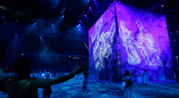 Ben Hur Live, O2 Arena, London